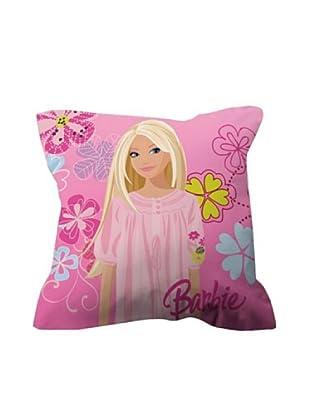 Euromoda Licencias Funda de Cojín Barbie Chic (Multicolor)
