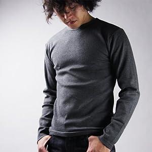 【クリックで詳細表示】(アヴィレックス)AVIREX デイリーロングスリーブリブTシャツ 長袖 XL ブラック : 服&ファッション小物通販 | Amazon.co.jp