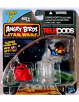 Angry Birds Star Wars Telepods Series 2 Royal Pig & Lando Calrissian Bird