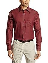 Raymond Men's Cotton Business Shirt