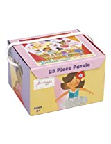 Gibby & Libby Kids Prima Ballerina 25-Piece Puzzle by C.R. Gibson