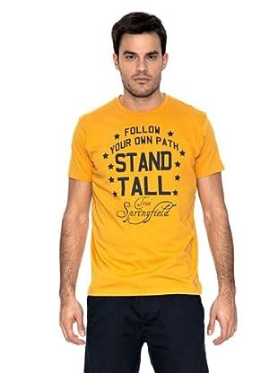 Springfield Camiseta True Spirit (Amarillo)