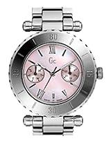 GC Analog Pink Dial Women's Watch - I20026L2