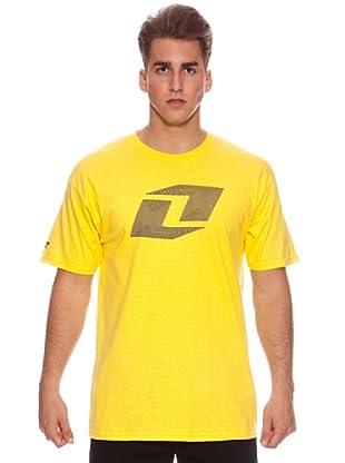 One Industries Camiseta Layers Icon (Amarillo)