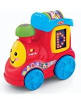 Fisher Price Laugh and Learn ABC Train, Multi Color