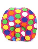 Babyhug Baby Pillow Polka Dot Print - Pink