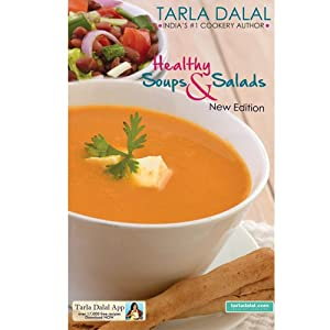 Healthy Soups and Salads (English): 1