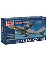 Minicraft KC-135E USAF ANG Airplane Model Kit (1/144 Scale)