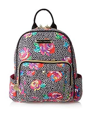 Betsey Johnson Women's TFIG Medium Backpack, Black