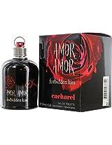 Amor Amor Forbidden Kiss By Cacharel Edt Spray 100.55 ml