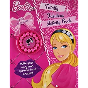 Barbie: Totally Fabulous Activity Book