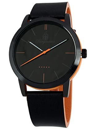 Burgmeister Damen-Armbanduhr Ibiza Analog Quarz Leder BM523-620B