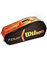 Wilson Burn Molded 9-Pack Racquet Bag