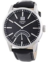 Esprit Analog Black Dial Men's Watch - 3192