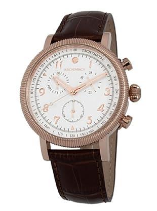 Reichenbach Chronograph weiß/braun