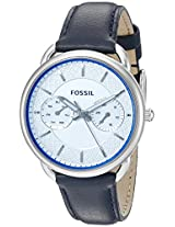 Fossil End-of-season Tailor Analog Silver Dial Women's Watch - ES3966