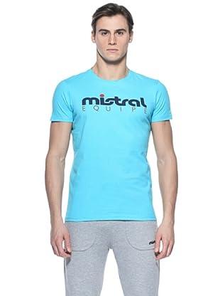 Mistral Camiseta Lift (Turquesa)