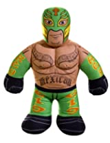 WWE Brawlin' Buddies Rey Mysterio Plush Figure (Colors may vary)