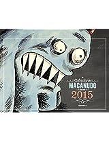 Calendario Macanudo 2015, de colección