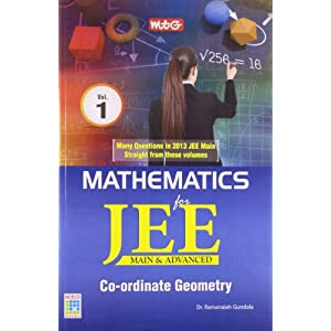 Mathematics for JEE (Main & Advanced): Co-ordinate Geometry - Vol. 1 (Old Edition)