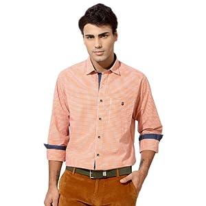 Louis Philippe LRSF314R02824 Casual Shirt