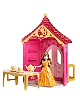 Disney Princess Little Kingdom Belles Flip N Switch Castle Playset