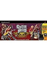 Guitar Hero Aerosmith Wireless Bundle - PlayStation 2
