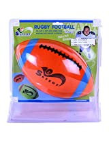 Safsof RUGBY BALL - orange