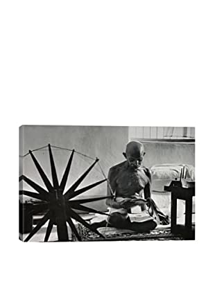 Mahatma Gandhi Giclée Canvas Print