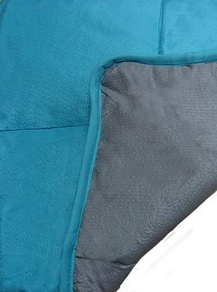 Pikolin Relleno Nórdico Reversible 300 grs. (azul / gris)