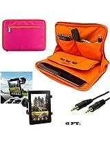 Vangoddy Tablet Sleeve - Pink