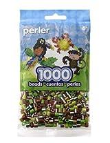Perler Beads Mistletoe Mix Bead Bag