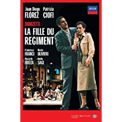 Fille Du Regiment [DVD] [Import]