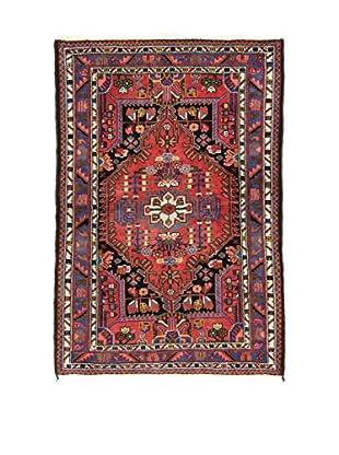 L'Eden del Tappeto Teppich Tuyserkan rot 160t x t110 cm