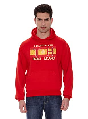 TH Sudadera España Steeven (Rojo)