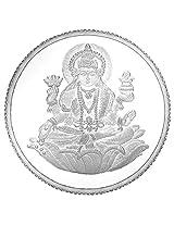 Gitanjali Silver Coin 10 Gm 999 Purity Laxmi Impression SL 999 10G 001