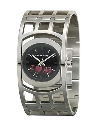 ARMAND BASI A0781L04 - Reloj de Señora movimiento de cuarzo con brazalete metálico Acero