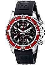 Breitling Men's A13341X9/BA81R Analog Display Swiss Automatic Black Watch