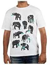OneForBlue Men's Spirited Stride Tee - XXL