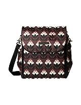 Petunia Pickle Bottom Boxy Backpack Diaper Bag in Tuscan Twilight