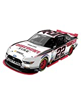 Lionel Racing Brad Keselowski #22 Discount Tire 2016 Ford Mustang Nascar Diecast Car (1:24 Scale)