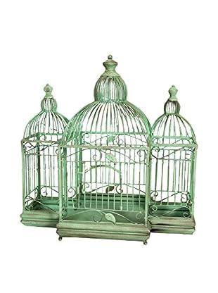 Winward Vintage Birdcage, Green