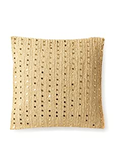 "Mar Y Sol Lola 20"" Square Pillow (Natural)"