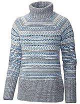 Columbia Women's Columbia Winter Worn II Turtleneck Sweater Mirage XS