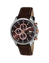 Kenneth Cole Analog Brown Dial men's Watch - IKC8094