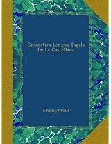 Gramatica Lengua Tagala De La Castellana
