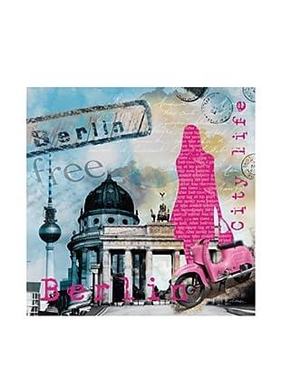 PlatinArt Cuadro Summer In Berlin 100 x 100