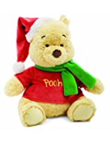 Kids Preferred Disney Baby: Winnie The Pooh Holiday Plush