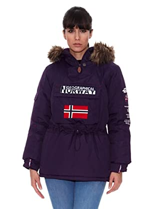 Geographical Norway Parka Building (Morado)