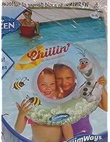 Disney 3 D Swim Ring Frozen Olaf